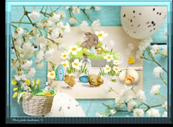 Mes créas Pâques