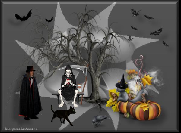 Mes créas Halloween