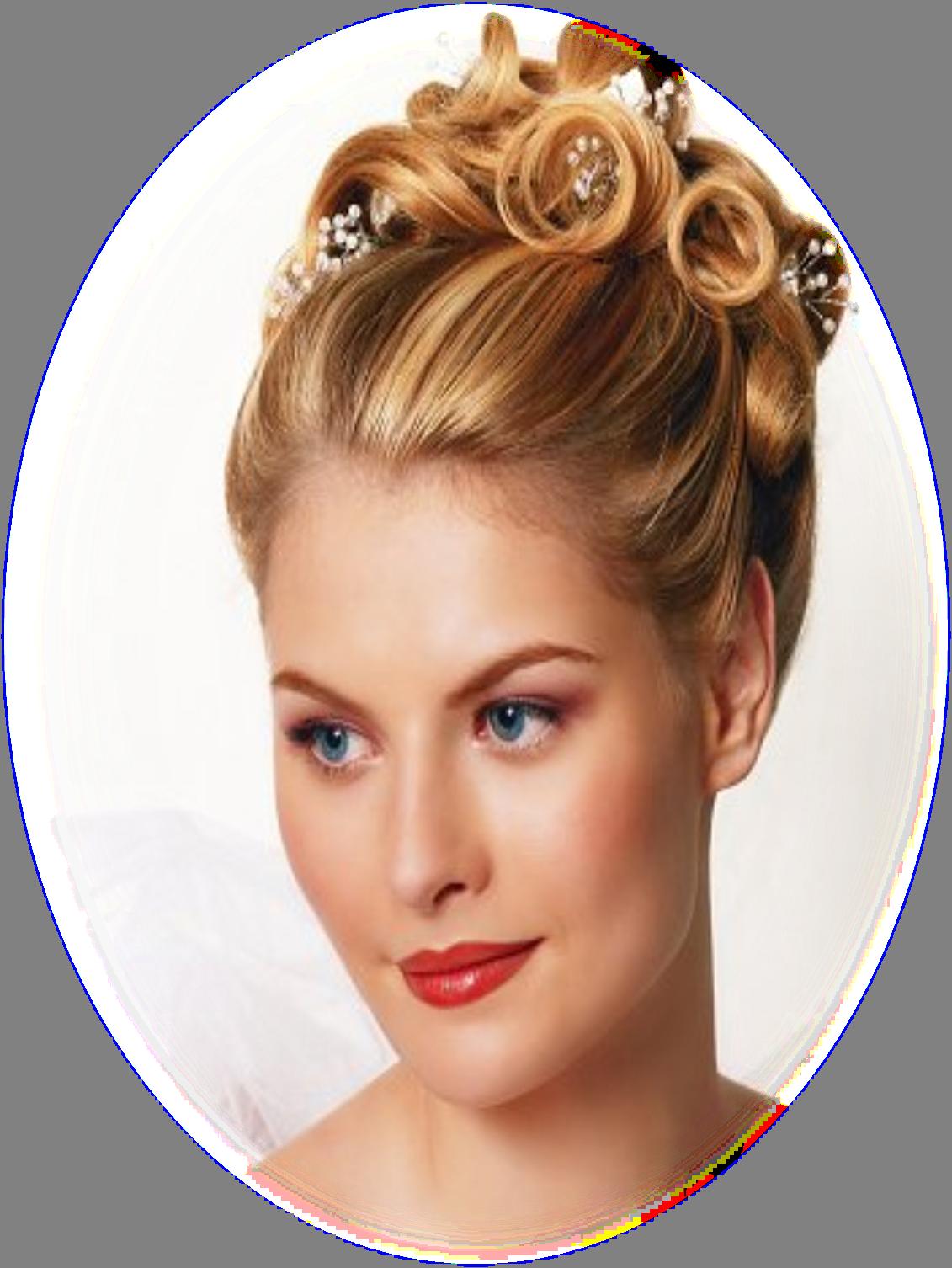 Прическа стиляги на средние волосы